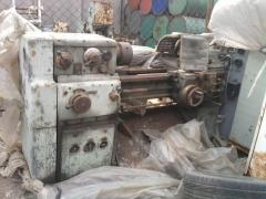 Lathe 1B-61, working, second-hand