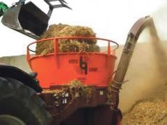 Grinder of ROTO GRIND MODEL 760 straw