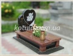Надгробия гранитные детские заказать во Львове,