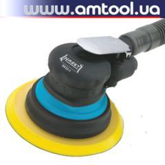 The grinder is orbital, HAZET Germany