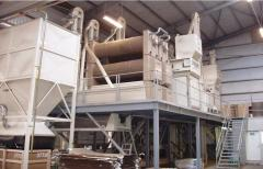 Grain-cleaning complexes, NEUERO cleaning