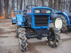 Мини-трактор ISEKI 155