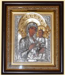 Икона№142 - Иверская Божья Матерь