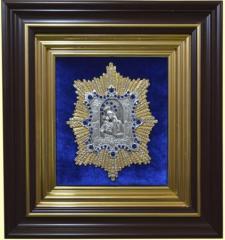 Икона №189 - Почаевская Божья Матерь ( в лучах )