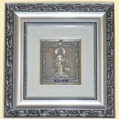 Икона серебряная №37 - Покрова Божьей Матери (