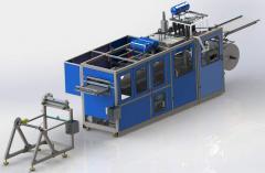 Tермоформер автоматический Universal СТА-500ММ