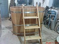 Бочка-Купель овальная 2000.0 (куб. м)