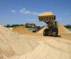 Пісок безлюдовка