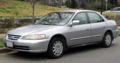 Щетка стеклоочистителя Honda Accord CL (2003-2007)