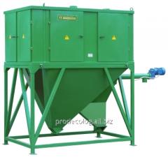 Separator triboelectric drum EBS-T