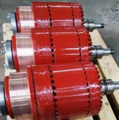 Якорь к тяговым электродвигателям