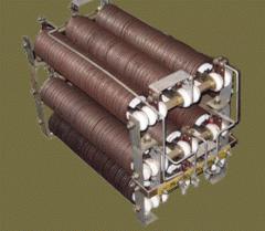 Block of BRS-1ASU5 resistors