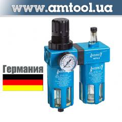 The filter moisture separator with a