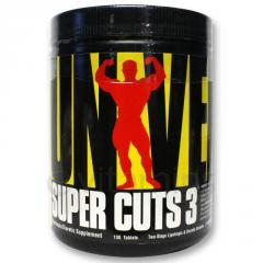 Жиросжигатель Super Cuts 3 Universal Nutrition —