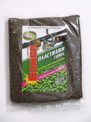 Bomb plasticine Peas of 0,9 kg.