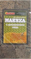 Макуха пресованная с ароматом меда 450 г.