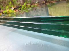Glass triplex