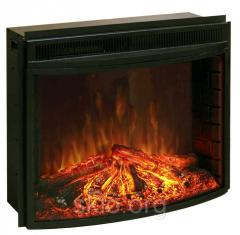 Heat resisting thermoglass for a fireplace and