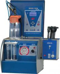 Stand cleaning and diagnostics of diesel COMMON