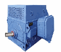 Electric motors of the A4-355,  A4-400, ...