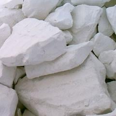 Kaolin raw.