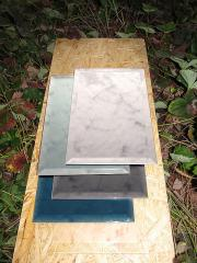 The tile is green, bronze, graphite 200*250mm,