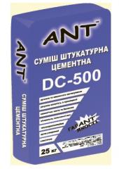 DC-500 Mix plaster cement standard