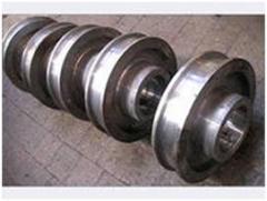 Изготовление крановых колес, колес для вагонеток