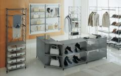 Furniture for shops