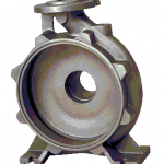 Castings for industrial machines, brackets, pumps