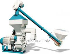 Crusher DMB-M for milling all kinds of feed grain