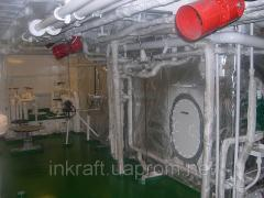 Isolation of heating systems