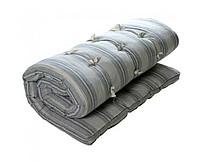Матрас, одеяло, простынь армейское.
