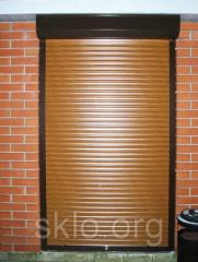 Rolleta on doors and windows