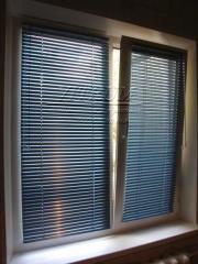 Aluminum blinds