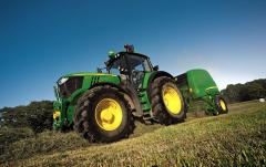 Тракторы John Deere cерии 6M