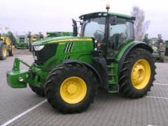Продам трактор John Deere 6190R
