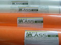 TM Smart Glass fibreglass mesh