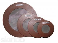 Фильтр-прокладки межфланцевые для газа