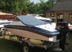 Накидка на лодку ходовую
