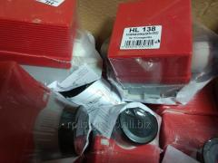 HL138 the Siphon for dumping of a drainage from