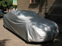 Autocape on the car