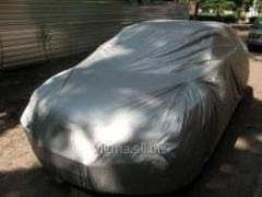 Car a cape without waterproof impregnation