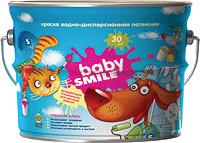 Краска интерьерная латексная «BABY SMILE®» SI24