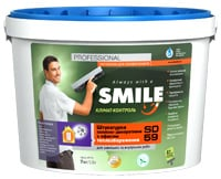 SD-59 SMILE®plaster protective and decorative with