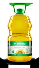 Unrefined sunflower oil Majola 5 l