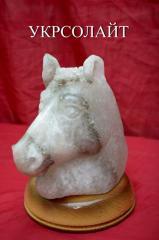 Lamps salt Horse Article: 0307