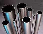 Seamless titanic pipes PT7M size 76 x 5.0mm