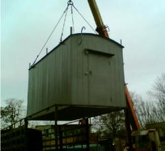 Блок контейнер для операторов мобильной связи