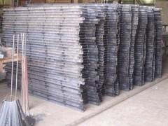The cable growth is metal galvanized